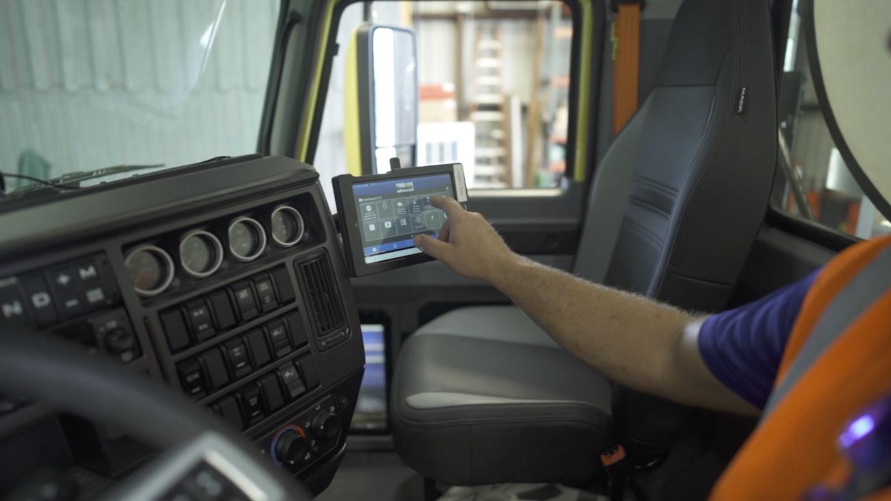 Transflo Mobile In Cab